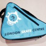 Ice skate bag london skates