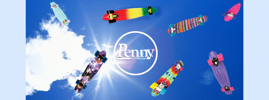 In for a Penny: grab a skate board!