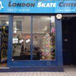 London skates