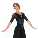 Black Tie dance dress